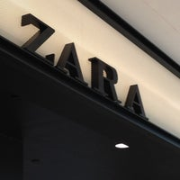 Photo taken at Zara by Linda . on 8/5/2012