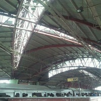 Photo taken at Kashmere Gate Metro Station by Mayank M. on 3/1/2012