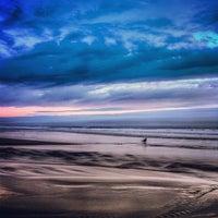 Photo taken at Gazos Creek Beach by Kevin H. on 8/8/2012