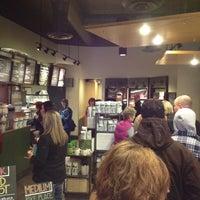Photo taken at Starbucks by Damian W. on 3/23/2012