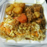 Photo taken at Golden Krust Caribbean Bakery and Grill by Miss Jones on 6/8/2012