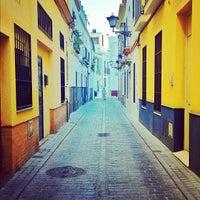 Photo taken at Triana Neighborhood by Pedro José M. on 7/9/2012
