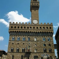 Photo taken at Palazzo Vecchio by Combat C. on 7/9/2012