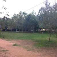 Photo taken at Parc De La Riera by TOT XARXES on 9/3/2012