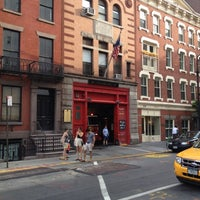 Photo taken at FDNY Squad 18 by LIONEL F. on 8/4/2012