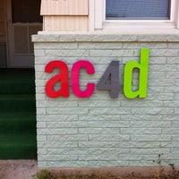 ... Photo Taken At Austin Center For Design By Gary C. On 5/6/ ...