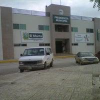 Foto tomada en Presidencia Municipal de El Mante, Tamaulipas por Waldo S. B. el 8/18/2012