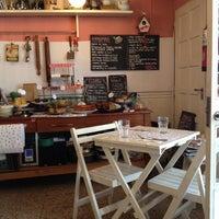 Photo taken at Porota (cocina de herencia) by Pablo C. on 5/29/2012