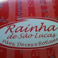Снимок сделан в Padaria Rainha do São Lucas пользователем Judite G. 7/9/2012