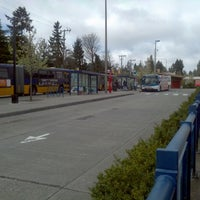 Photo taken at Aurora Village Transit Center by Larry C. on 4/13/2012