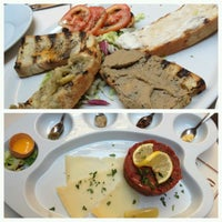 Photo taken at Osteria San Giorgio by Virginie P. on 8/13/2012
