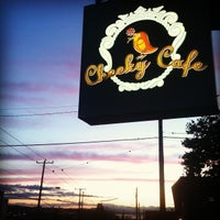 Photo taken at Cheeky Cafe by Will F. on 4/14/2012