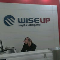 Photo taken at Wise Up by Carlos A. on 6/12/2012
