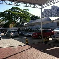 Photo taken at Nissan Grand Brasil by Marcos Z. on 2/22/2012