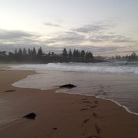 Photo taken at Kendalls Beach by Kathryn S. on 4/5/2012