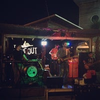 Photo taken at The Hangout by Austin H. on 6/8/2012