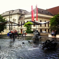 Foto diambil di Tinguely-Brunnen oleh Lada 🦕 pada 6/10/2012