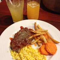 Photo taken at Relax Steak 39 by SudZua¥ Z. on 6/15/2012