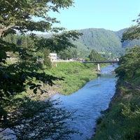 Photo taken at 旅館 四季の味処 城山館 by Makoto on 7/16/2012
