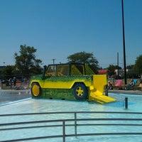 Photo taken at Drake Springs Pool by Michelle B. on 7/30/2012