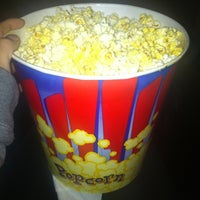 Photo taken at Bow Tie Cinemas Hoboken by Kate J. on 3/25/2012