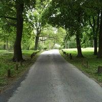 Photo taken at Awbury Arboretum by Dorienne V. on 4/28/2012
