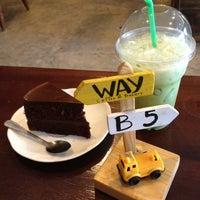 Photo taken at Way Coffee & Bakery by Li Pat Ti 李. on 4/10/2012