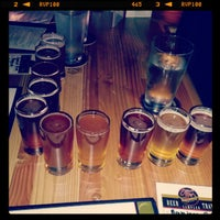 Photo taken at Elliott Bay Public House & Brewery by Michael S. on 4/4/2012