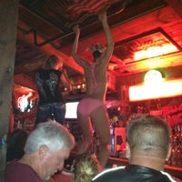 Photo taken at Coyote Ugly Saloon - Panama City Beach by Larissa B. on 5/3/2012