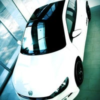 Photo taken at Volkswagen Raminthra. by Num V. on 3/2/2012