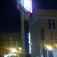 Photo taken at MetroLink - Union Station by Rosalyn M. on 3/28/2012