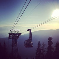 Photo taken at Grouse Gondola by Kevin C. on 9/3/2012