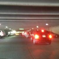 Photo taken at Kansas Union Parking Garage by Caleb H. on 8/17/2012