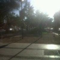 Photo taken at Plaza Antonio Pigafetta by Gxfo on 3/15/2012