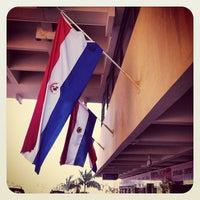 Photo taken at Aeropuerto Internacional Silvio Pettirossi (ASU) by Jorge V. on 9/3/2012