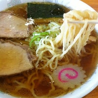 Photo taken at 金ちゃんラーメン 上山店 by himucl on 5/7/2012