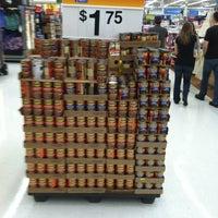Photo taken at Walmart Supercenter by Brent S. on 4/21/2012