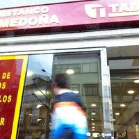 Photo taken at Estanco A Medoña by Chus G. on 5/10/2012
