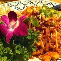 Photo taken at Lanna Thai by Eric J. on 3/8/2012
