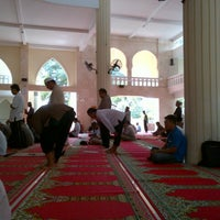 Photo taken at Masjid Nurul Huda by Chef Pangkapi on 7/20/2012