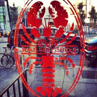 Photo taken at Ed's Lobster Bar by StrangeBrewCoffeehouse C. on 6/27/2012