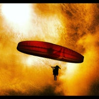 Photo taken at Paragliding by Saif I. on 5/26/2012