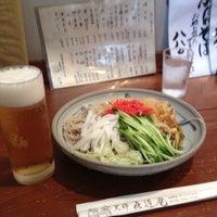Photo taken at 庵GuRi by Moto S. on 6/30/2012