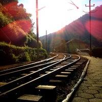 Foto tirada no(a) Estação Eugênio Lefevre por Luciana M. em 4/12/2012