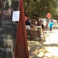 Photo taken at Lavendar Ridge Farms by Aitch R. on 5/27/2012