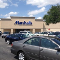 Photo taken at Marshalls by Mike J. on 4/14/2012