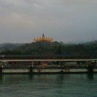 Photo taken at Pelabuhan Bakauheni by Agus H. on 7/13/2012