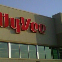 Photo taken at Hy-Vee by Chuck G. on 7/18/2012