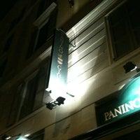 Photo taken at Panino Giusto by Alessandro S. on 4/4/2012