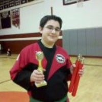 Photo taken at Torrington Family Kempo by Kevin R. on 2/24/2012